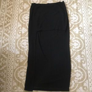 Zara High-Low Skirt